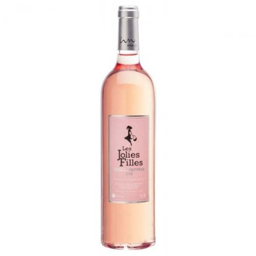 Vin rosé Les Jolies Filles