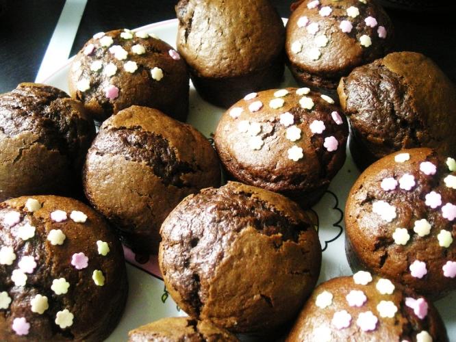 Les bons muffins !!