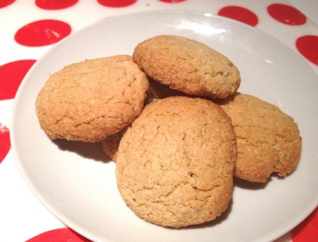 Cookies au son de blé