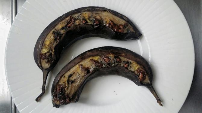 Banane gingembre chocolat
