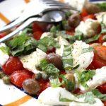 salade de tomate originale